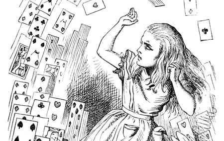 Resenha Alice No País Das Maravilhas Livro Davi Junior