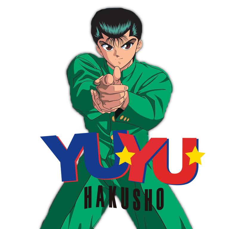 Yu Yu Hakusho Logo Detetive Logo Related ...