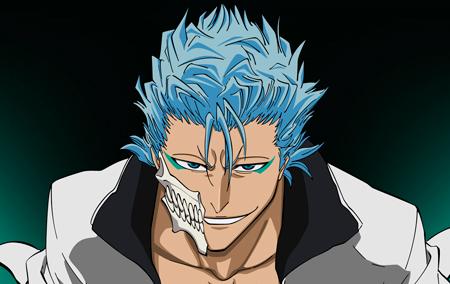 Grimmjow é um dos vilões mais odiáveis e ao mesmo tempo interessante de toda a saga!
