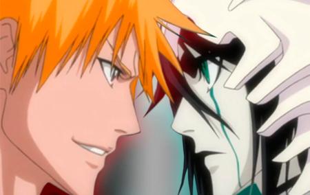 Ulquiorra quase leva Ichigo a se deixar levar por seus instintos.