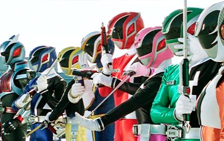 Não há nada mais legal na série que ver toda a equipe junta!