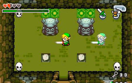 A divisão de Link, somada as suas habilidades, fazem do jogo algo incrível de se jogar!