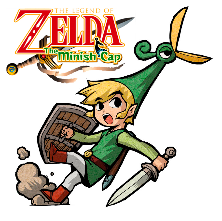 The-legend-of-zelda-minish-cap-logo