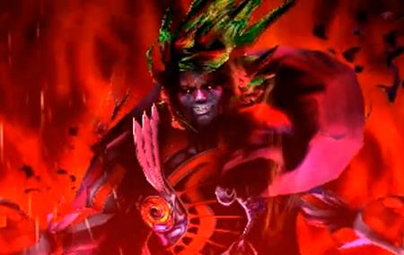 Hades é o grande vilão da história, mas seu grande ego faz o jogador se divertir muito com ele!