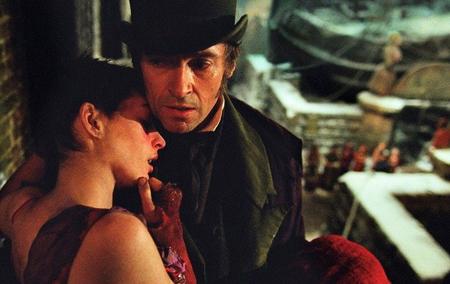 Valjean reconhece em Fantine toda a sua miséria do passado.