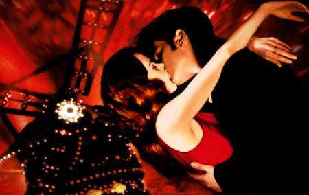 Um dos beijos mais inesquecíveis do cinema!