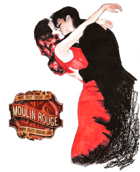 musica moulin rouge: