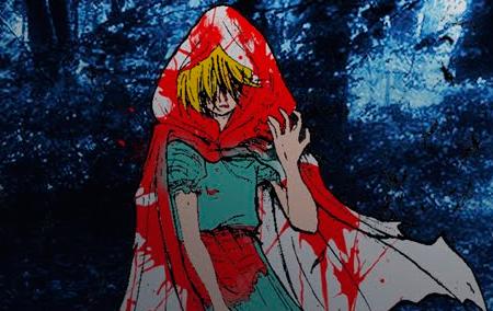 Alguém já parou pra pensar a tragédia que foi a história de Chapeuzinho  Vermelho?
