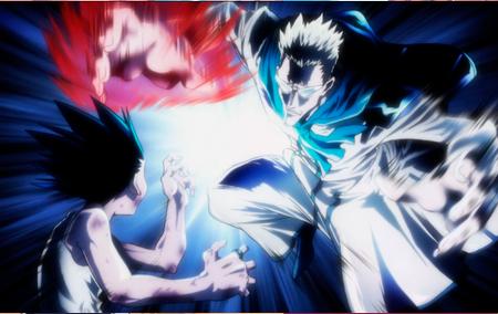 A luta de Gon contra Bomber é uma das melhores de toda a história!