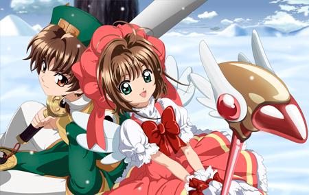 O casal Sakura e Shaoran é um dos casais mais cultuados de todos os tempos por fãs do shoujo mangá!