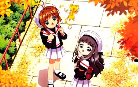 Tomoyo nutre o amor mais honesto por Sakura, desejando sua felicidade acima de tudo.