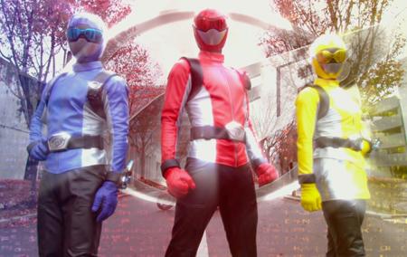A série começou com apenas três protagonistas, o que, em teoria, dá mais tempo para desenvolver suas personalidades.