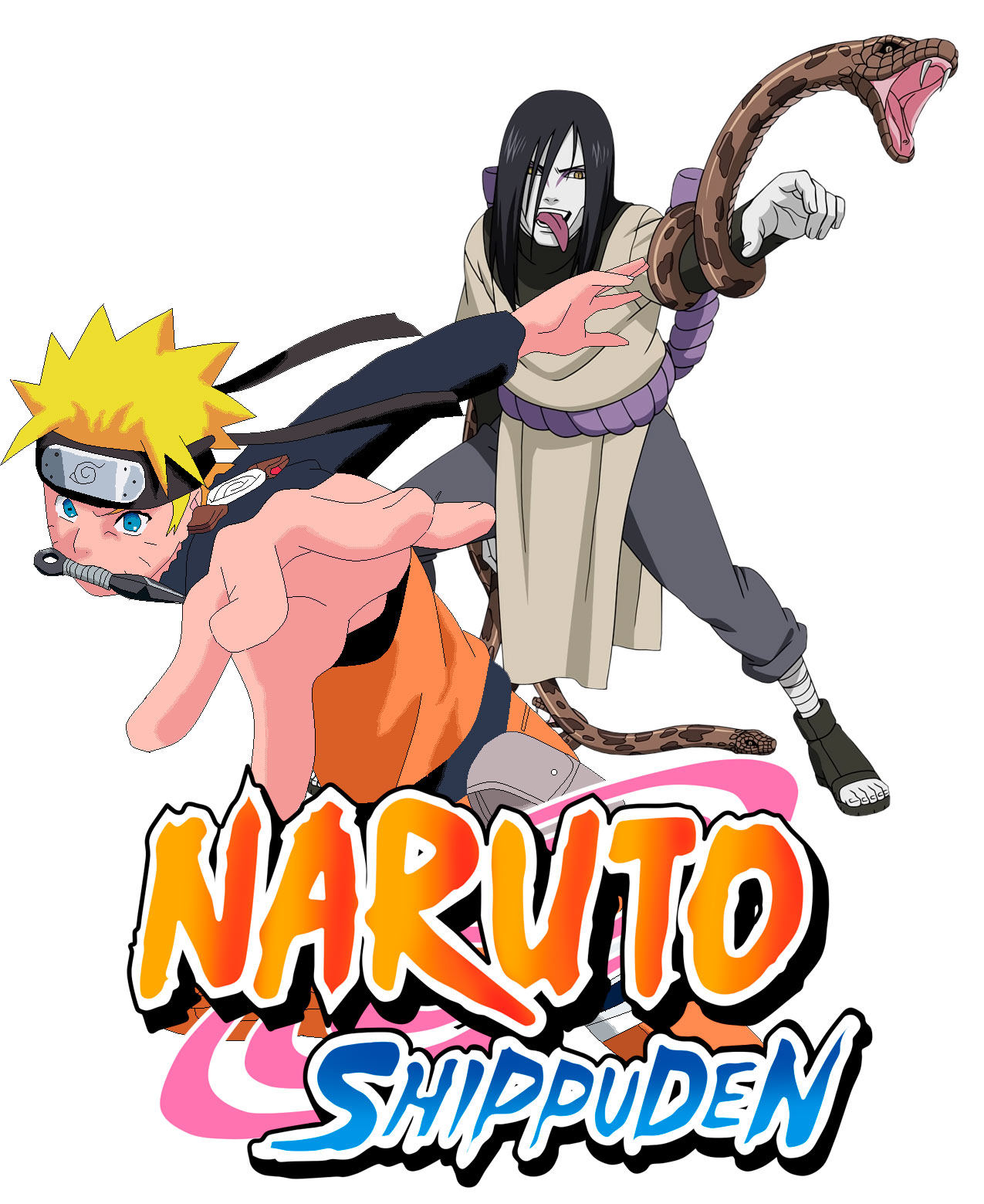 how to make naruto logo