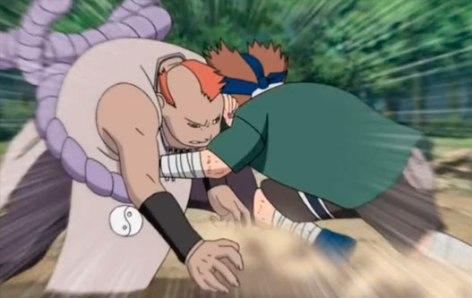 Shouji luta contra seus próprios fantasmas.