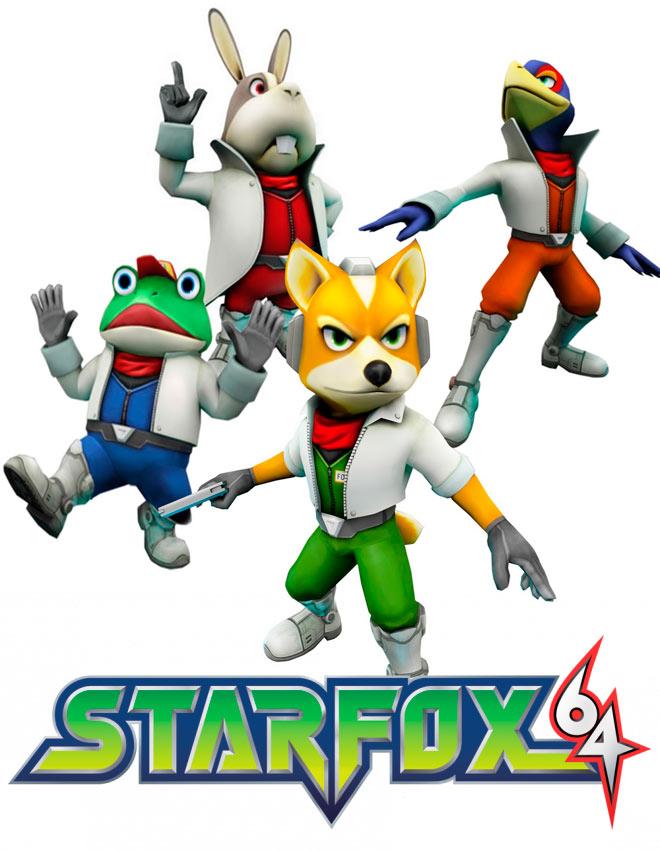 Star-fox-64-logo