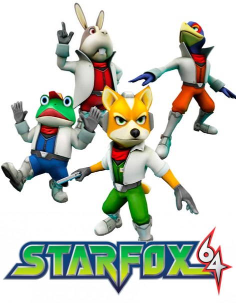 Star-fox-64-logo