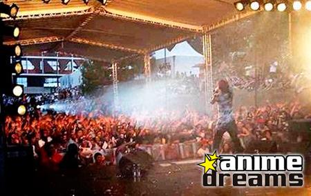As atrações internacionais fervilharam os palcos do Anime Dreams!