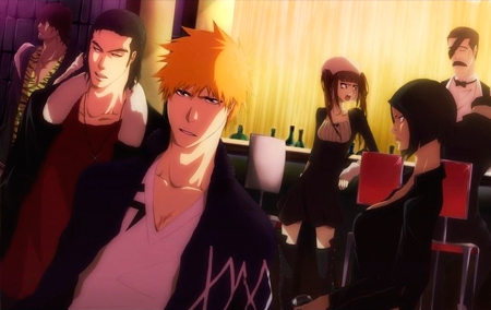 Ichigo entra para o Xcution para recuperar seus poderes.
