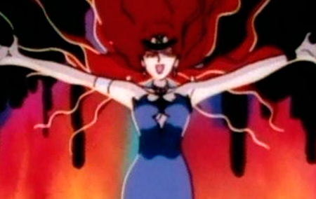 O desejo da terrível Rainha Beryl é conquistar o Cristal de Prata!