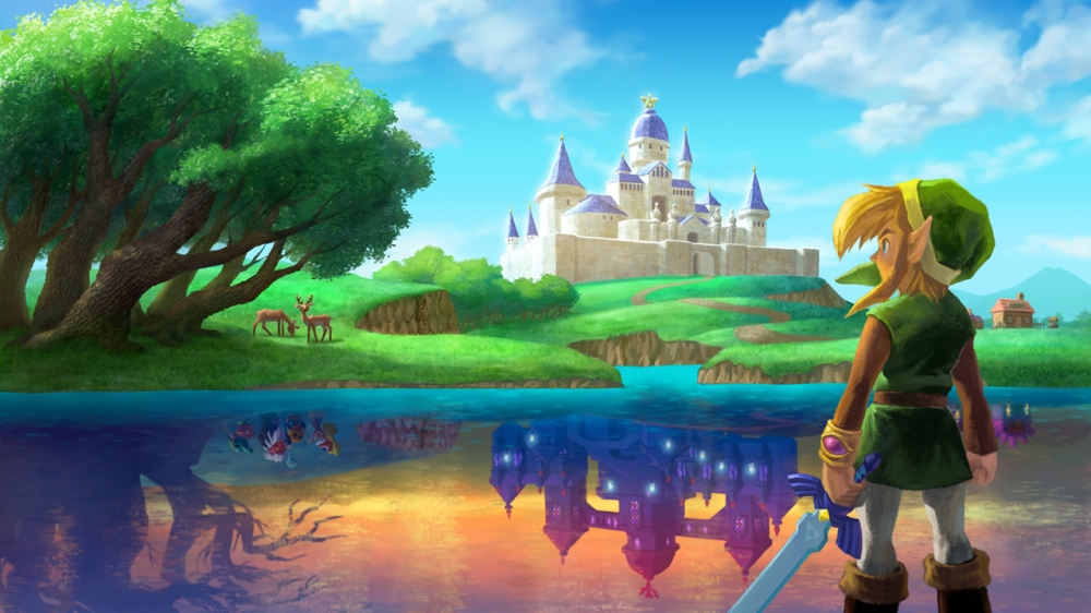 Os dois mundos apresentados em A Link a Between Worlds será um legado importante pra a franquia toda!
