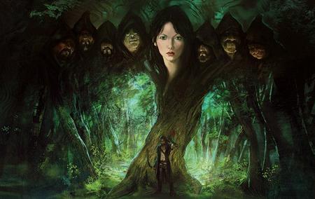 Sete Anões ou Sete Sábios? Como Branca de Neve foi salva quando foi levada para a floresta?