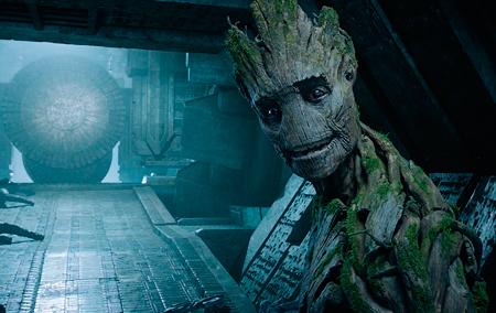 Impossível não se apaixonar por Groot.