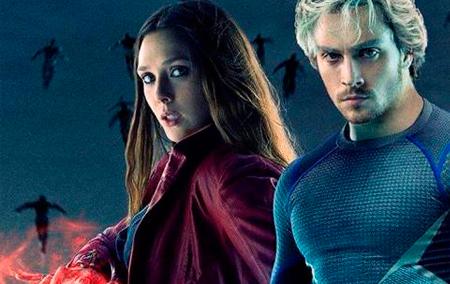 Wanda e Pietro fizeram bonito em sua participação no filme!