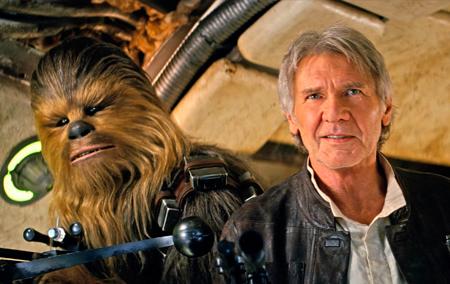 Meio sem querer, Han Solo é o mentor do novo filme!