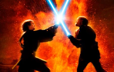 A luta entre Obi Wan e Anakin foi a mais épica de toda a Saga!