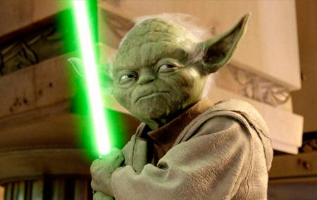 Yoda pode mostrar todo o seu potencial combativo no Episódio III