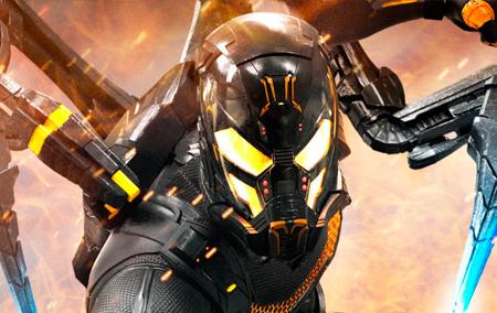 Homem Formiga vs Homem Fomiga: Jaqueta Amarela é uma das muitas versões do heroi nos quadrinhos.