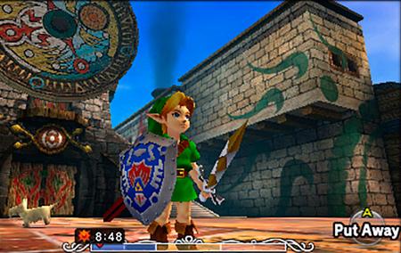 Esqueça Hyrule: em Majora's Mask, Link terá que salvar a cidade de Termina!